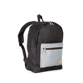 Everest 15-inch Basic Color Block Backpack