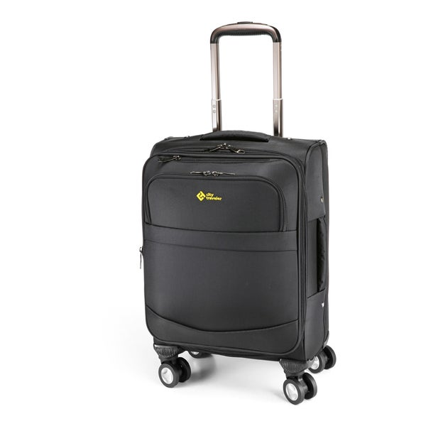 Shop City Traveler 22 Inch Carry On Spinner Business