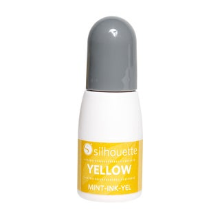 Silhouette Mint Ink .17oz-Yellow