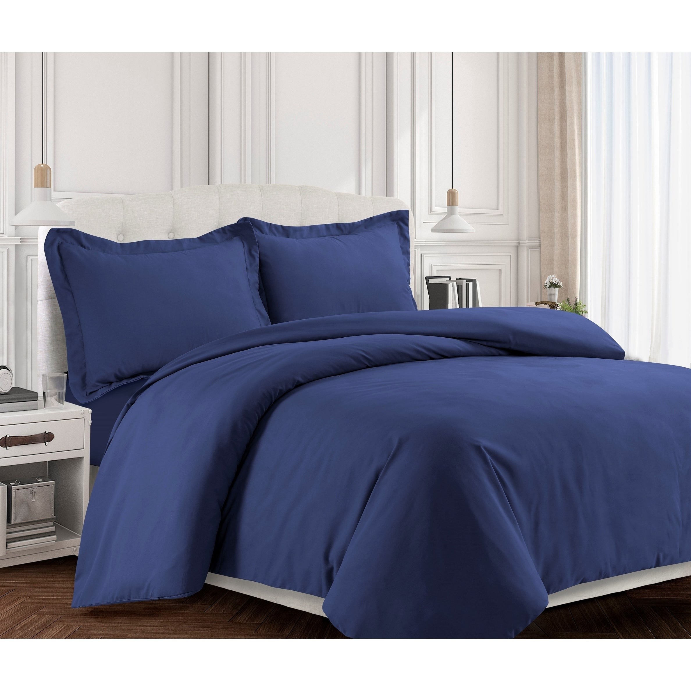 Valencia Oversized Duvet Cover Set Assorted Colors Ebay