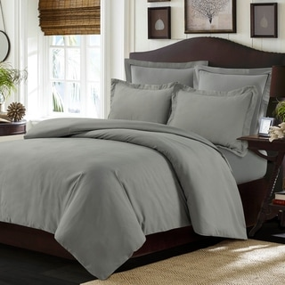 Valencia Oversized Duvet Cover Set (Assorted Colors)
