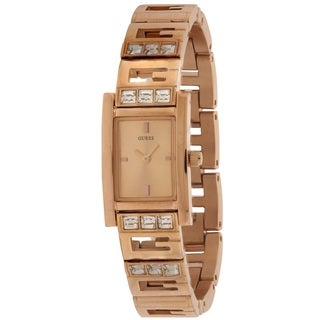 Guess W0200L1 Rose Goldtone Ladies' Watch