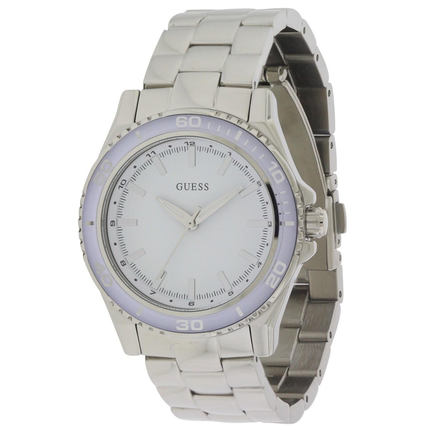 Guess Women's W0557L1 Sport Stainless Steel Watch (Sport)...