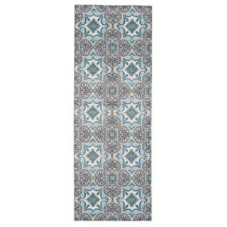 Grand Bazaar Pismo Sea Glass Area Rug (3' x 8')