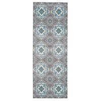 "Grand Bazaar Pismo Sea Glass Runner/ Tread (2'10"" x 7'10"") - 3' x 8'"
