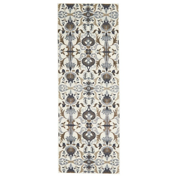 "Grand Bazaar Perry Granite Runner/ Tread - 2'10"" x 7'10"""