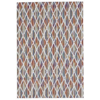 "Grand Bazaar Undira Peacock Runner/ Tread (2'10"" x 7'10"") - 3' x 8'"