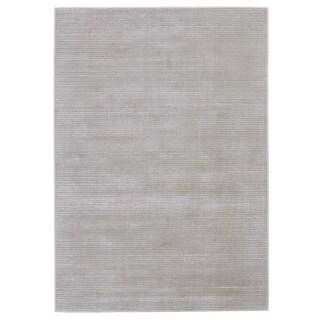 Grand Bazaar Sheena Birch / White Runner/ Tread - 3' x 8'
