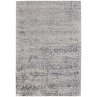 Grand Bazaar Jasmel Smoke Area Rug - 2' x 3'