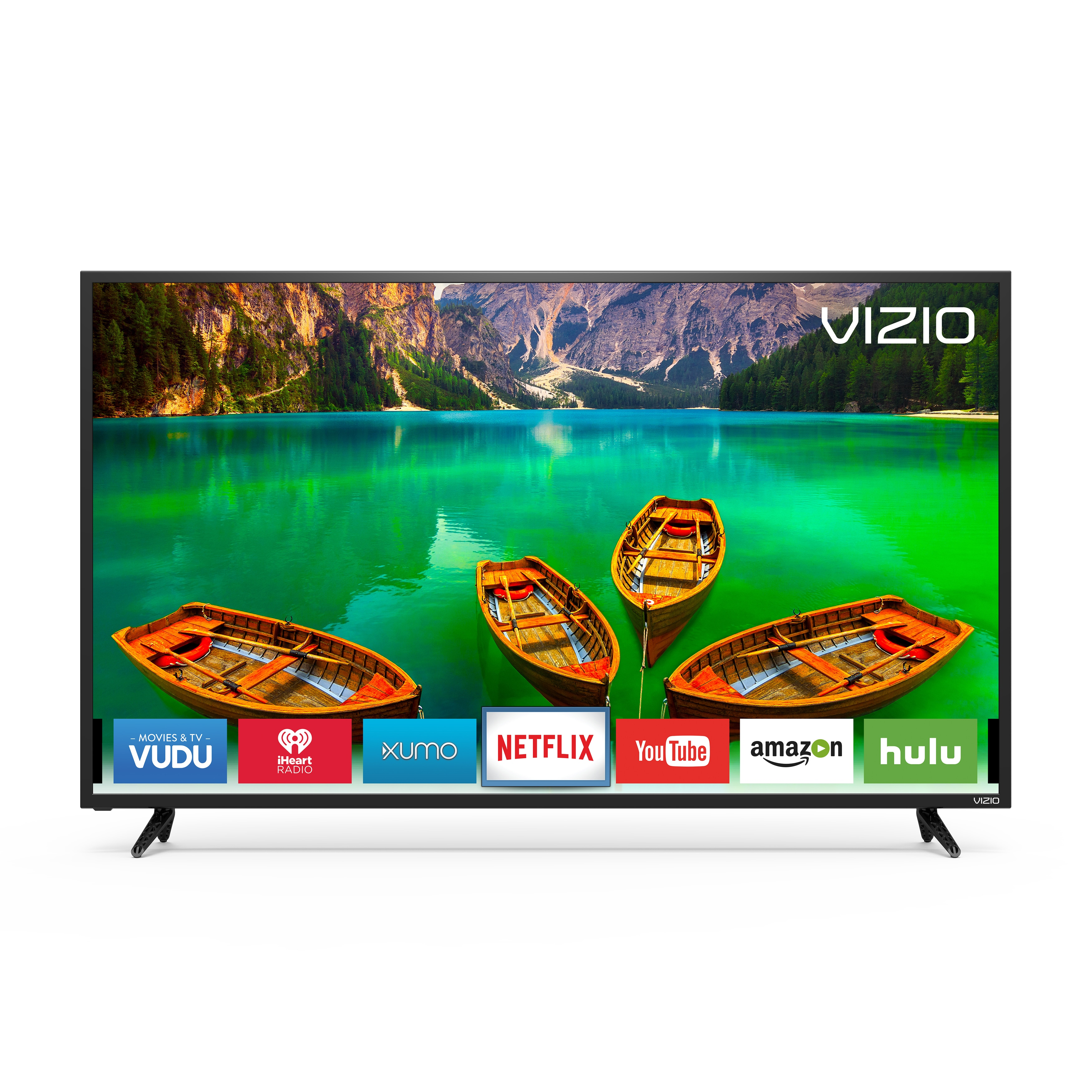 Vizio D-series 43? Class Ultra HD Full-Array LED Smart TV...