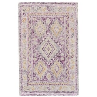 Grand Bazaar Binada Pink Area Rug - 2' x 3'