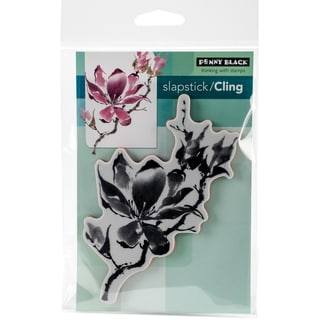 Penny Black Cling Stamp 5X7-The Unfolding