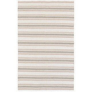 L and R Home Altair Set of 3 Brown/Multi Indoor Area Rugs (8' x 10')