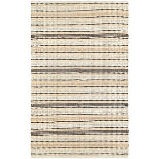 L and R Home Altair Reversible Natural Indoor Area Rug - 8' x 10'