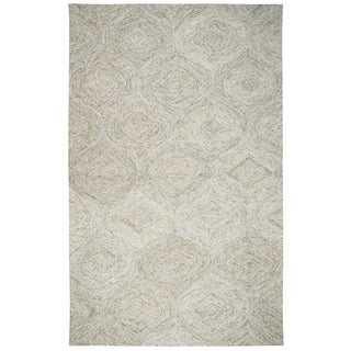 Shop Rizzy Home Gillespie Avenue Hand Tufted Wool And