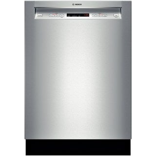 Bosch 300 Series 15 Place Setting Stainless Steel 24-inch Built-In Dishwasher