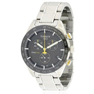 Tissot PRS 516 Chronograph Stainless Steel Men's Watch T1004171105100