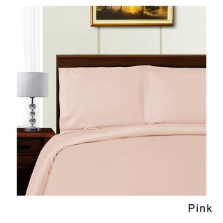 Superior 1000 Thread Count Silky Soft Tencel Blend Wrinkle Resistant Duvet Cover Set