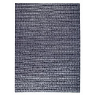 "M.A.Trading Hand Woven Ladhak Grey (8'3""x11'6"") (India)"