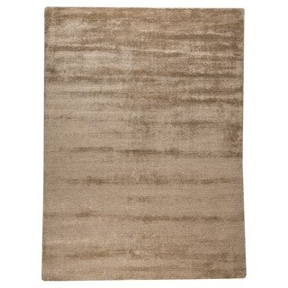 """M.A.Trading Hand Woven Platinum Sand (6'6""""x9'9"""")"""