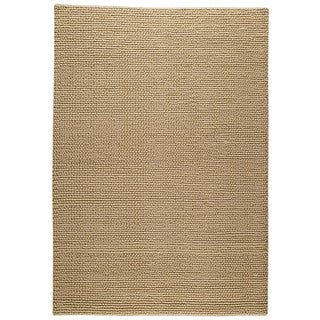 "M.A.Trading Hand Woven Ladhak Beige (6'6""x9'9"")"
