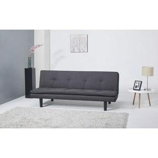 Arcadia Dark Gray Convertible Sofa Bed