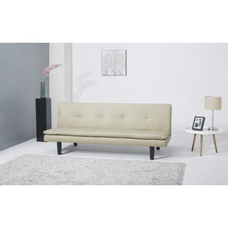 Arcadia Sand Convertible Sofa Bed