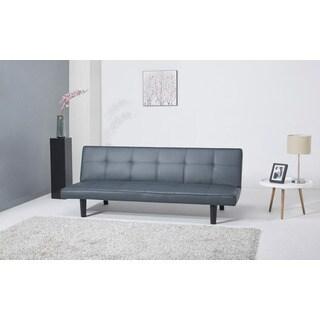Hudson Smoke Convertible Sofa Bed
