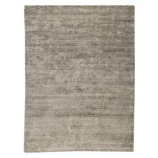 """M.A.Trading Hand Woven Platinum Silver(8'3""""x11'6"""")"""