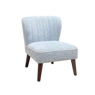 Ned Accent Chair City Blue