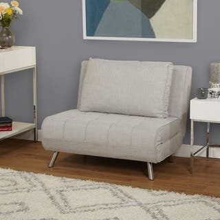 Simple Living Victor Futon / Chair bed|https://ak1.ostkcdn.com/images/products/14415422/P20983580.jpg?impolicy=medium