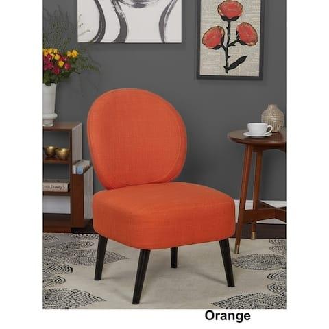 Simple Living Dana Mid Century Accent Chair