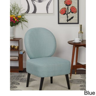 Simple Living Dana Mid Century Accent Chair (Option: Blue)