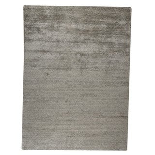 """M.A.Trading Hand Woven Platinum Grey (8'3""""x11'6"""")"""