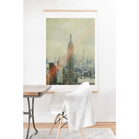 Chelsea Victoria Old New York Art Print and Hanger - 40 x 30