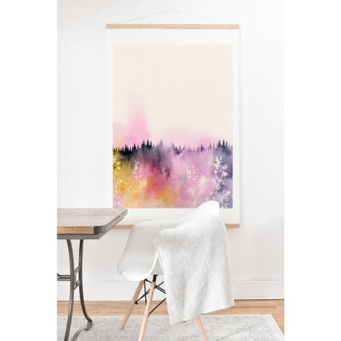 Iveta Abolina 'Dreaming Of You' Art Print and Hanger