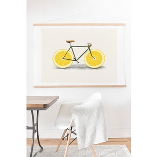 Florent Bodart 'Zest I' Wall Art with Hanger