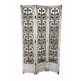 Metal Room Dividers Decorative Screens Shop The Best Deals For Sep 2017 Overstock Com