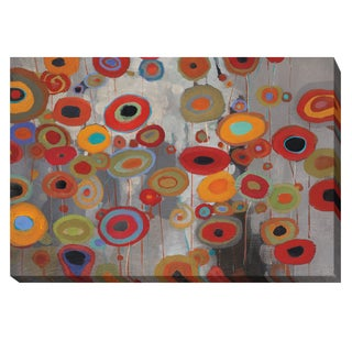 Opening by Don Li-Leger Gallery-Wrapped Canvas Giclee Art