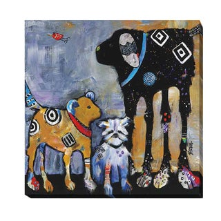 Proud Mom by Jenny Foster Gallery-wrapped Canvas Giclee Art