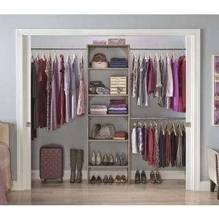ClosetMaid SuiteSymphony 25-inch Tower Kit