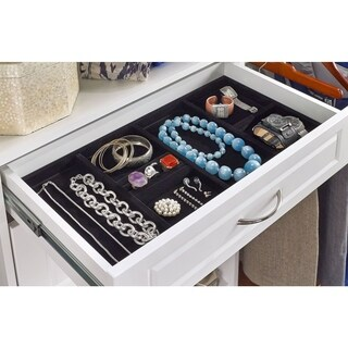 ClosetMaid SuiteSymphony Jewelry Tray Drawer Insert