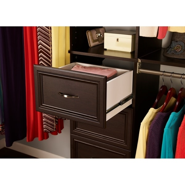 "ClosetMaid SuiteSymphony 16"" W x 10"" H Drawer"