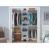"ClosetMaid SuiteSymphony 16-inch Wide Tower Kit - 16"" Wide"
