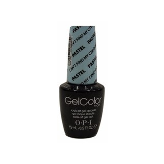 OPI GelColor Pastel Can't Find Czechbook