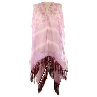 Women's Floral Kimono https://ak1.ostkcdn.com/images/products/14416630/P20984582.jpg?impolicy=medium