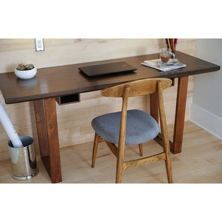 Haven Home Aiden Grey Wash Writing Desk by Hives & Honey