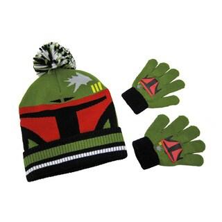 'Star Wars' Boba Fett Beanie with Glove