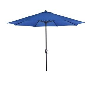 Astella 9' Rd. Crank Open, Tilt, Aluminum Market Umbrella, Olefin Fabric
