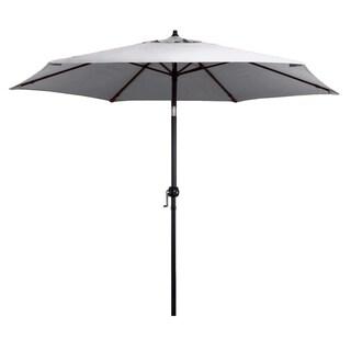 Astella 9' Crank Open, Tilting Market Umbrella (5 options available)